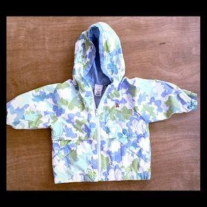 Baby gap hooded parka jacket size 12- 18mo